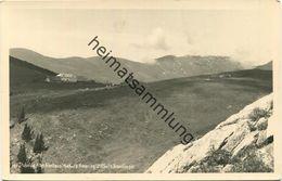Stubalpe - Altes Almhaus - Amering Vom Brandkogel - Foto-AK - Verlag Walter Kramer Graz - Autriche