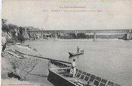 Muret. La Pêche Sur La Garonne Au Pont Neuf. - Muret