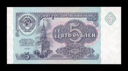 Rusia Russia 5 Rubles Kremlin 1991 Pick 239 SC UNC - Russland