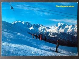 Visperterminen Giw/ Skilift - VS Valais