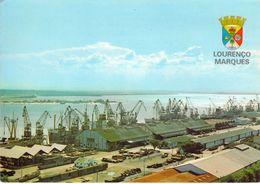 Maputo (Lourenço Marques) - La Jetée Gorjao - Mozambique