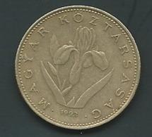 MAGYAR 1993: 20 Forint, Pia 23005 - Hungría