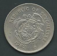 Seychelles 1 Rupee 1982   Pia 23010 - Seychelles