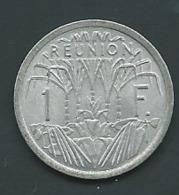 Pièce De Monnaie REUNION De 1fr De 1969   Pia 23011 - Reunión