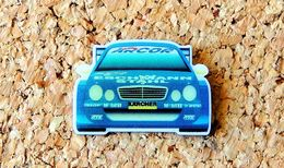 Pin's MERCEDES ESCHMANN STAHL Verni époxy Fabricant Edition MOTORSPORT - Mercedes
