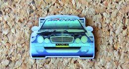 Pin's MERCEDES Verni époxy Fabricant Edition MOTORSPORT - Mercedes