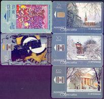 Used Phone Cards Russia Yaroslavl  5V. - Russia