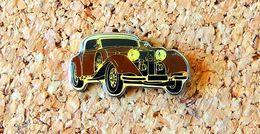 Pin's MERCEDES 540K 1936 Verni époxy Fabricant CEC/ID PREMIER - Mercedes
