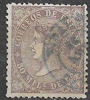 1868  Isabel II Ed 98 - Usati