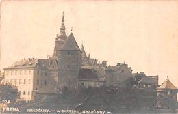 Carte Postale Photo PRAGUE-PRAHA (Czech-Tchéquie) Schloss-Château- Hradcany Foto STACO - Tchéquie