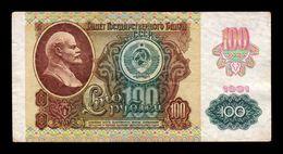 Rusia Russia 100 Rubles 1991 Pick 243 BC/MBC F/VF - Russland