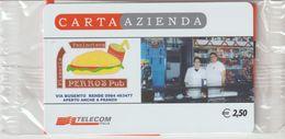24-Carta Azienda -Perros Pub-Rende-Nuova In Confezione Originale - Télécartes