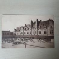 Rijksmiddelbare School - Atheneum Kortrijk Speelplaats Voor Jongens - Oud-leerlingenbond NELS - Kortrijk