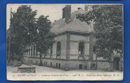 SAINT-AVOLD    Caserne Ardant Du Picq  146° Régiment D'Infanterie  Mess Des Officiers - Saint-Avold