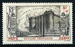 Guayana (Francesa) Nº A-19 Nuevo* Cat.28€ - Guyane Française (1886-1949)