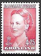GROENLAND    -   1996  .  Y&T N° 262 **.    Reine Margrethe II . - Neufs