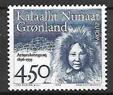 GROENLAND    -   1996  .  Y&T N° 274 **.    EUROPA. - Neufs