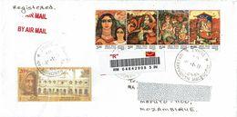India , 2007 Women's Day , 2009 Jeanne Jugan , From Nandniketan Surat To Maputo Mozambique - Celebrations