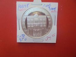 MALTE 10 EURO 2009 ARGENT COTE:85 EURO (A.10) - Malte