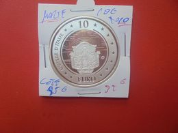 MALTE 10 EURO 2010 ARGENT COTE:85 EURO (A.10) - Malte