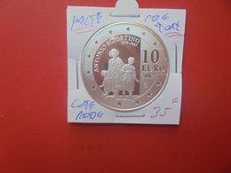MALTE 10 EURO 2012 ARGENT COTE:100 EURO (A.10) - Malte