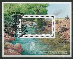 Südafrika South Africa Mi# Block 28 Gestempelt(FDC/SST)/used/CTO -  Environmental Conservation - Afrique Du Sud (1961-...)