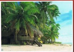 TAHITI_Dream Island-Un Petit Coin De Tetiaroa Paradis- Photo: Teva Sylvain-scanns Recto Verso - Polynésie Française