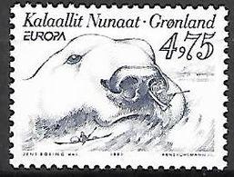 GROENLAND    -   1997  .  Y&T N° 288 **.    EUROPA.   Contes  /  L'Ours De La Mer. - Neufs