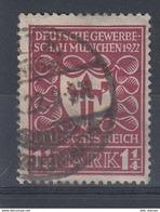Reich Michel Kat.Nr. Gest 199c Gepr - Deutschland