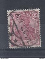 Reich Michel Kat.Nr. Gest 197a Gepr - Deutschland