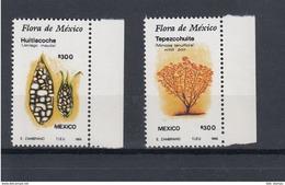 Mexico (AK) Michel Cat.No.  Mnh/** 2112/2113 - México