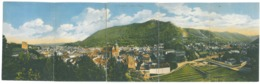 RO 72 - 16725 BRASOV, Panorama, Romania - Old 5 Postcards - Unused - Romania