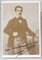 Photo De RAYMOND ROUSSEL   Avec Signature Imprimée  (PPP23328) - Reproducciones