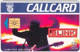 IRELAND A-350 Chip Telecom - Musicians, Blink - Used - Irlande