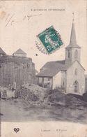 CPA 63 @ LA TOUR D'AUVERGNE En 1908 - L'Eglise @  Latour - VDC N° 2333 - Sonstige Gemeinden