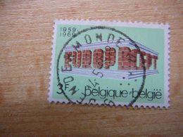 (07.07) BELGIE 1969 Nr 1489 Met Mooie Afstempeling DENDERMONDE - Belgique