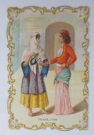 Kaufmannsbilder, Jugendstil, Perse-1722,   Nr.13 ♥ (72278) - Kaufmanns- Und Zigarettenbilder