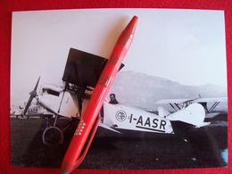 FOTOGRAFIA  AEREO  CAPRONI CAB C6  Matricola I-AASR - Aviazione