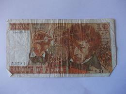 BILLET 10 Francs Berlioz Y54 - 1962-1997 ''Francs''