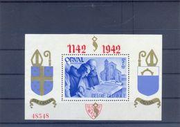 Nr. BL18 Postgaaf ** PRACHTIG MNH - Blokken 1924-1960