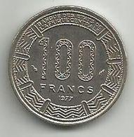 Gabon 100 Francs 1977. - Gabon
