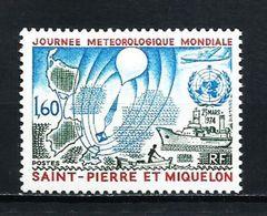 San Pedro Miquelon Nº 433 Nuevo - St.Pierre & Miquelon