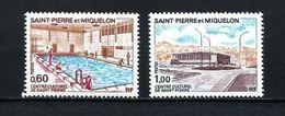 San Pedro Miquelon Nº 431/2 Nuevo - St.Pierre & Miquelon