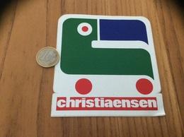 AUTOCOLLANT, Sticker «christiaensen (jouet) » - Stickers