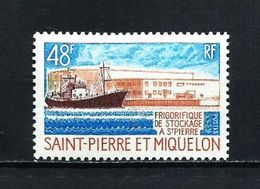San Pedro Miquelon Nº 406 Nuevo - St.Pierre & Miquelon