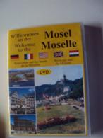 DVD    WELKOM - BIENVENUE - WILLKOMMEN - WELCOME To The Moselle / An Der Mosel/de La Moselle/aan De Moezel - Voyage