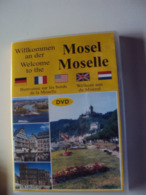 DVD    WELKOM - BIENVENUE - WILLKOMMEN - WELCOME To The Moselle / An Der Mosel/de La Moselle/aan De Moezel - Travel