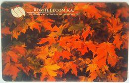 Romania 50,000 Lei, Autumn - Roumanie