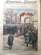La Domenica Del Corriere 27 Aprile 1924 Fiera Milano Sovrani Amundsen Colosseo - Libros, Revistas, Cómics
