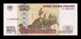 Rusia Russia 100 Rubles 1997 Pick 270a MBC+ VF+ - Russland